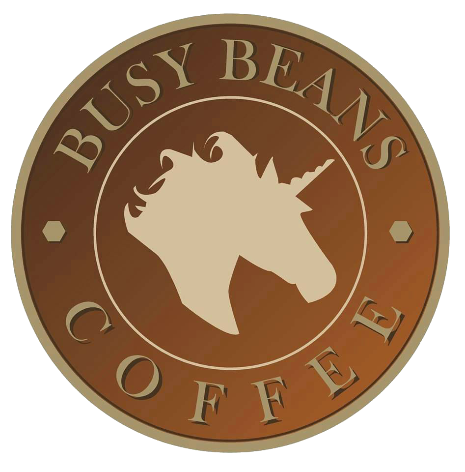 Busy Beans Coffee Logo